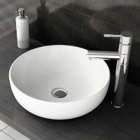 405×405×135mm Slim Above Counter Basin