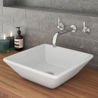 420×420×120mm Above Counter Basin