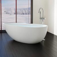 Hilton Asymetrical freestanding bath 1700mm