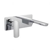 Premier Vibe Wall Basin/ Bath Mixer
