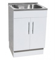 45Litre 600mm x 500mm x 870mm Laundry Tub