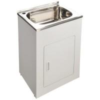 35Litre 555mm x 455mm x 870mm Laundry Tub