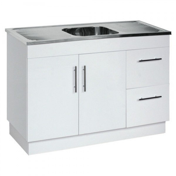 90Litre 1180mm x 470mm x 870mm Laundry Tub