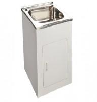 35Litre 455mm x 555mm x 870mm Laundry Tub