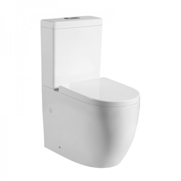 Whirlpool FlushingWall Faced Toilet Suite