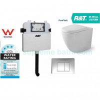 Bari Concealed inwall cistern package