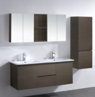 1500mm Luxury Wall Hung Vanity