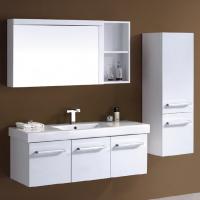 1200 mm Luxury Wall Hung Vanity With Handle