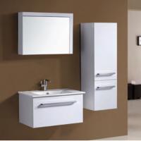 600 mm Luxury Wall Hung Vanity With Handle