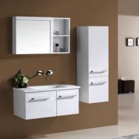 900 mm Luxury Wall Hung Vanity With Handle